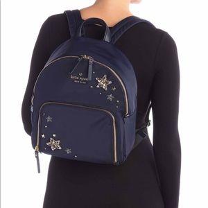 Kate spade star backpack bag